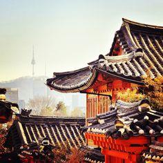 Bukchon Seoul Korea