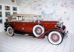 gilmore cars | Packard Phaeton - photo source: gilmore car museum