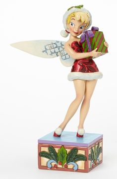 Jim Shore Tinker Bell - Tink The Season - 1600 points