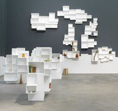 Andrea Zittel, Aggregated Stacks, 2011