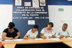- Más de 900 mil pesos se aplicarán en proyectos ecotécnicos Jalpan de Serra Qro. Abril del 2016.- Este lunes,...