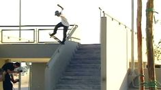 Video Vortex: Leo Romero | TransWorld SKATEboarding: Leo Romero had the ender in… #Skatevideos #romero #skateboarding #transworld #video