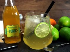 Motion Cooking Tonic Sirup