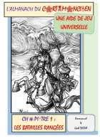 LAlmanach du Cartomancien : Les BATAILLES