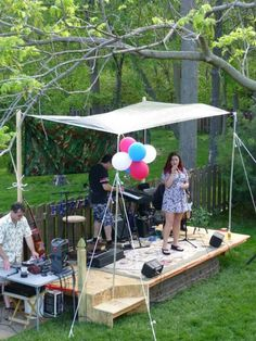 Tips On Hosting Your Own Backyard Concert