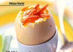 Omelette aux herbes et aux tomates confites