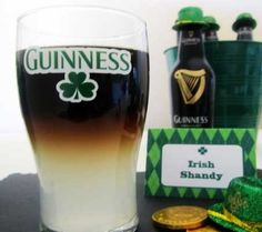 Irish Shandy Cocktail by @Coryanne Ettiene