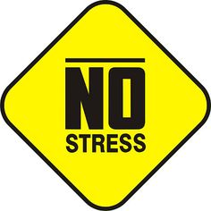 Stress Clip Art   no+stress.jpg