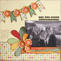 put together a memory scrapbook of their schoolyear Scrapbooking - Scrapbook.com