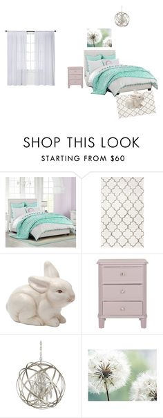 """""""Sage room"""" by brownmeg on Polyvore featuring interior, interiors, interior design, home, home decor, interior decorating, PBteen, Bellezza, Safavieh and Capital Lighting"""