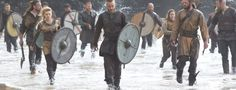 Vikings Opening Sequence Shows Turbulent Waters