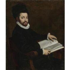 Portrait Of Ercole Tasso