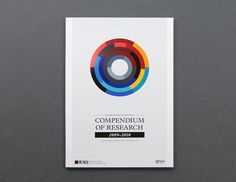 Compendium Of Research 2009 - 2010 by Ming Chew , via Behance