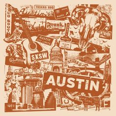 Austin, full of culture: music, sports, politics, fashion and history!!