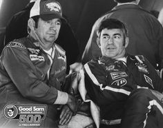 Two of my hero's and friends, Donnie and Bobby Allison