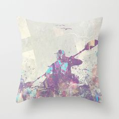 Buy Explorers II by HappyMelvin as a high quality Throw Pillow. Worldwide shipping available at Society6.com. Just one of millions of products available.