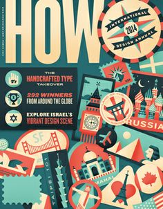 HOW Magazine March 2014 - International Design Annual