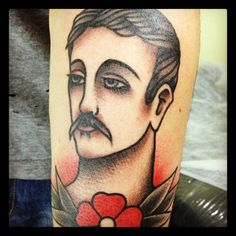 Done at #sailors tattoo - Medellin Colombia! by SaRita*LaMermaid, via Flickr