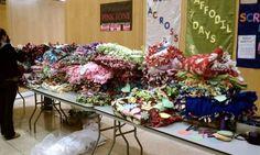 Blankets for Children's Hospital or homeless - Community Service