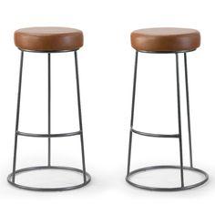 Fine 31 Best Backless Bar Stools Images Bar Stools Backless Creativecarmelina Interior Chair Design Creativecarmelinacom