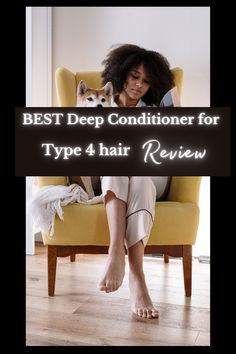 Use this deep conditioner to help moisturize and manage your type 4 curls. Here is everything you need to know as well as how to best chose a deep conditioner for your regimen. Going Natural, Natural Hair Tips, Natural Hair Styles, 4a Hair, Coily Hair, Low Porosity Hair Products, Hair Porosity, White Diamonds Perfume, Type 4 Hair