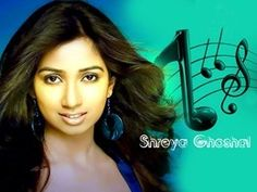 Shreya Ghoshal Hd Wallpapers