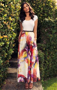 a55246a2fce I need to add maxis to my closet! Maxi Outfits