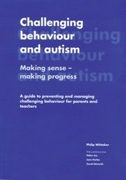 Written in plain language, this book for parents, teachers and caregivers offers practical strategies for preventing or managing the challenging behavior most likely to be encountered with when living or working with children on the autism spectrum. The book offers a step-by-step framework that enables readers to develop their own solutions.  Autism Books, Special Needs, Asperger, ASD, Autism Spectrum Disorder, Autism Behavior