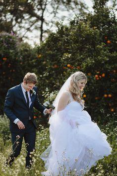 Nicole and Nigel Wakeley