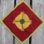 The 2014 Moogly Afghan Crochet-a-Long: Block #12!