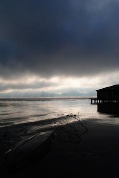 dawn, lake guntersville, al