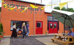 Hatchery Studios River Arts District, Asheville