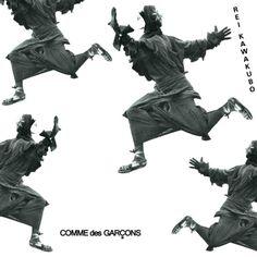 Rei Kawakubo, Comme des Garcons