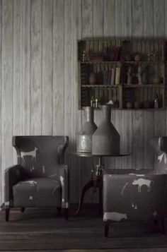 Engineer Collection - Timber Wallpaper available in Limed & White, Rockett St George