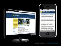 Mobile site for Mobile Insurance by BBB Systems
