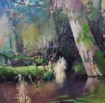 Randall David Tipton- Gallery of Paintings by Oregon artist Randall David Tipton on DailyPainters.com