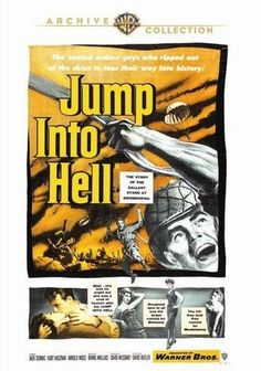 Jump Into Hell [DVD] [1955]