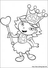Little Einsteins coloring pages for kids, printable free ...