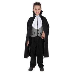 Disfraz Vampiro Vichy Infantil