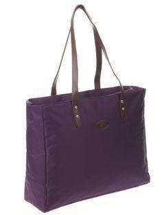 """Elegante y práctico bolso cambiador de """"Bellotte Boutique"""" - Púrpura"""