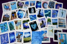 Something Blue Lenormand