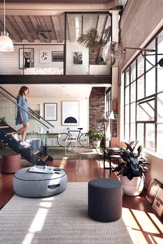 Loft Apartments Industrial Ideas Interior Designing Modern Decor Beautiful Homes Future House Lofts Cribs