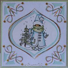 kerst christa