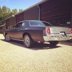 1000 images about chrysler cordoba on pinterest for Paquin motors used cars
