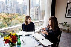 For Sofia Coppola and Anjelica Huston, Oscar's a Family Friend - NYTimes.com