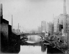 Blackfriars, Manchester, late 19th cent.