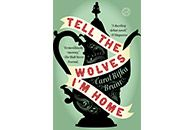Carol Rifka Brunt's Tell the Wolves I'm Home, a dazzling debut novel about a transformative relationship—first with Finn and then his partner, Toby, who's regarded by the rest of the family, in 1987, as a murderer. The book is also about sisters, art (Finn becomes posthumously famous for a painting of June and Greta), and loyalty.