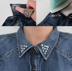 DIY: Fancy Collars #freepeople #DIY