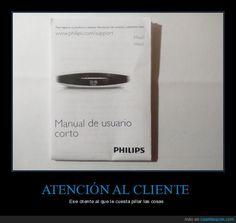 ATENCIÓN AL CLIENTE - Ese cliente al que le cuesta pillar las cosas   Gracias a http://www.cuantarazon.com/   Si quieres leer la noticia completa visita: http://www.skylight-imagen.com/atencion-al-cliente-ese-cliente-al-que-le-cuesta-pillar-las-cosas/