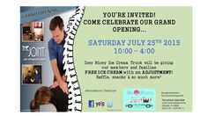 Come join The Joint at Town Park for our Grand Opening/VIP Day! We will have Free Ice Cream, Food, Drinks and a Raffle. Take 10 minutes to learn how you and your family can take your wellness & health in your own hands!